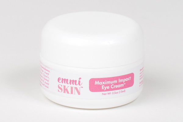 emmiSKIN, Maximum Impact Eye Cream, anti aging, wrinkle, fine lines